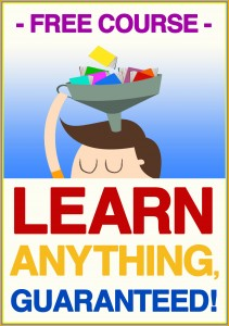 Learn Anything Guaranteed