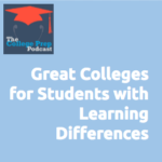 Gretchen Wegner | Megan | Melissa Masland | College | Colleges | Students | Learning Differences | Anxiety | Depression |