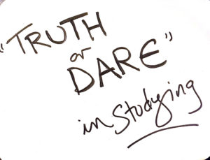"Gretchen Wegner | The Anti-Boring Approach to Powerful Studying | Study | ""Truth or Dare"" 