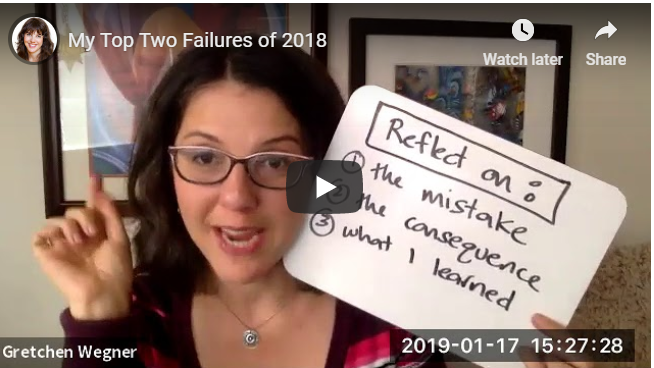 My Top Two Failures of 2018
