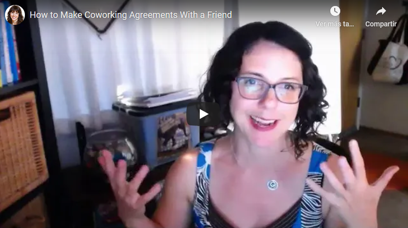 How to Make Coworking Agreements with a Friend