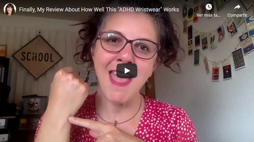 """My Review About How Well This """"ADHD Wristwear"""" Works"""