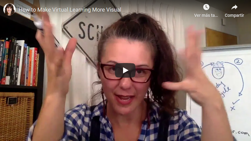 How to Make Virtual Learning More Visual
