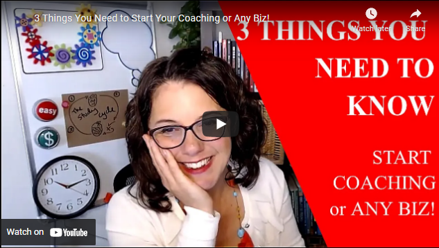 3 Things You Need to Start (or Grow!) Your Academic Coaching Biz